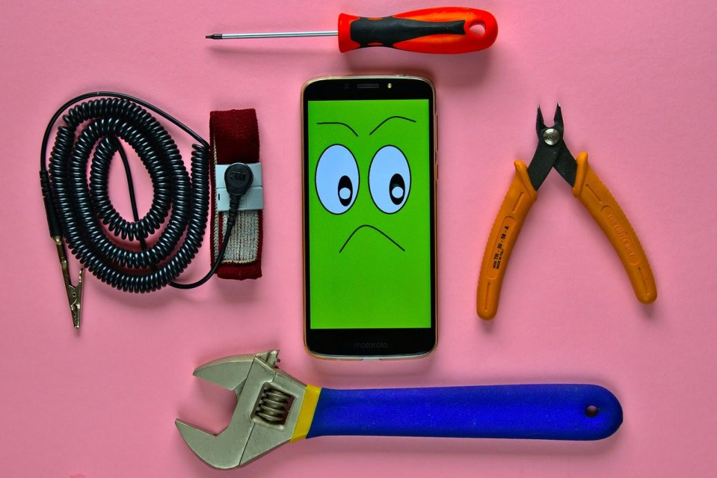 mobile repair course
